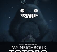 My Neighbour Totoro by thefreak