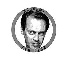 Steve Buscemi Fan Club Photographic Print