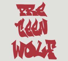 pre teen wolf  by kidkb09