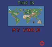 This is my world by lunabluelion