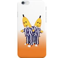 Bananas in Pajamas - B1 and B2 iPhone Case/Skin