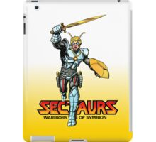 Sectuars Warriors of Symbion - Logo Color iPad Case/Skin