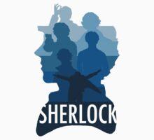Sherlock ~  A Study to the Fall T-Shirt