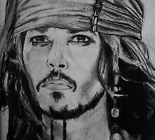 Pirates of the Caribbean by MadVonD