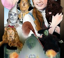 Wizard of Oz Poster by imnotahero