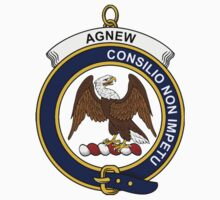 Agnew Clan Badge by William Martin