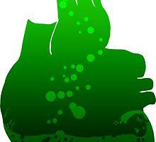 heart beats green by maydaze