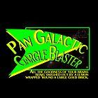 Fictional Brew - Pan Galactic Gargle Blaster by Amanda Mayer