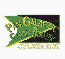 Fictional Brew - Pan Galactic Gargle Blaster Kids Clothes