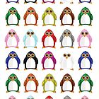 Penguin Variety by Adamzworld