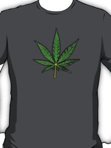 Basic Pot Leaf T-Shirt