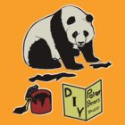 funny bear t-shirt by parko