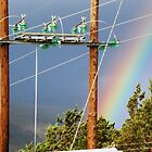Powerlines by heinrich