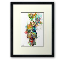 Dream Theory Framed Print