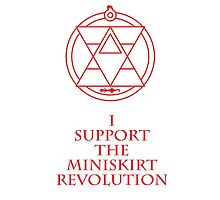I support the miniskirt revolution by LadyTakara