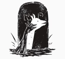 zombie hand, rip by MParis