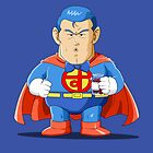 Suppaman - Sourman - Dr Slump by edskimo8