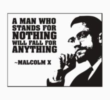 Malcolm X - Quote by Slave UK