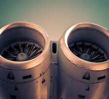 Conway Turbofans by Chris L Smith