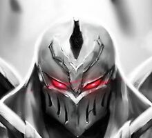 Zed - League of Legends by sakha