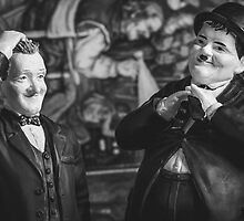Laurel & Hardy by StephenRphoto