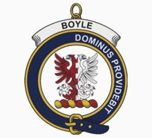 Boyle Clan Badge by William Martin