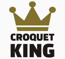 Croquet king champion by Designzz