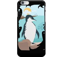 Penguin Vacation iPhone Case/Skin