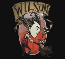 Don't Starve - Wilson by alemag