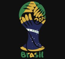 world cup brasil by miky90