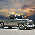 1973 Chevrolet Pick Up Truck by DaveKoontz