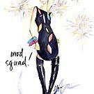 Mod Squad by jenniferlilya
