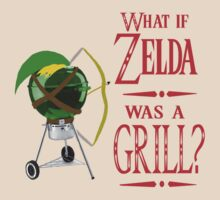 What if Zelda was a Grill? by EwwGerms