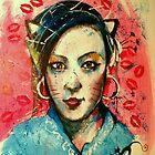 Meow!  by John Dicandia  ( JinnDoW )