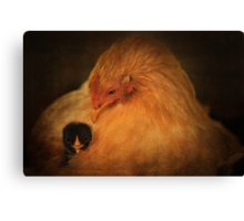 Mother and Child ~ Canvas Print