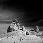 Trona Pinnacles by Corri Gryting Gutzman