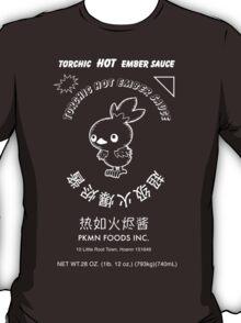 Torchic Hot Ember Sauce  T-Shirt
