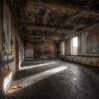 A #Derelict Dancehall at an #Abandoned Army Base, #HDR Photograph taken with the #SonyA7r.  by ArthakkerHDR