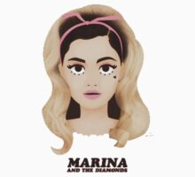 marina and the diamonds by d-aisy