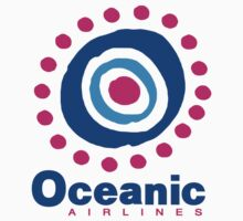 Oceanic airlines by penguinua