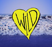 Wild Heart: Oregon Coast by Leah Flores
