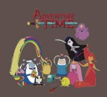 Adventure Time T-Shirt Kids Clothes