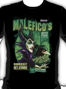 Malefico's - Wicked Flavor In Each Bite! T-Shirt