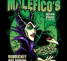 Malefico's - Wicked Flavor In Each Bite! by Gilles Bone