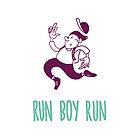 Run boy Run by ianupcott