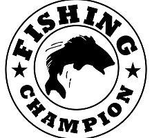 Fishing Champion by kwg2200