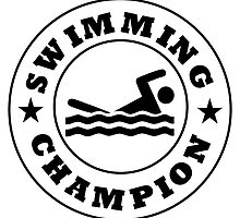 Swimming Champion by kwg2200