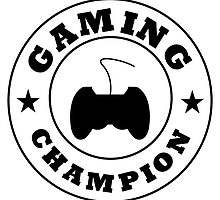 Gaming Champion by kwg2200