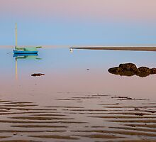 Low Tide by Bill Wakeley