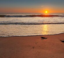 Wellfleet Sunrise by Bill Wakeley